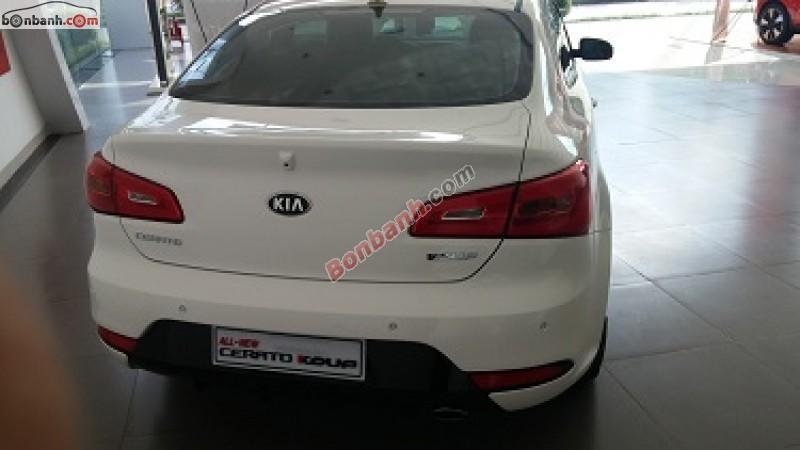 Bán ô tô Kia Cerato Koup 2.0 AT đời 2015, màu trắng, xe nhập