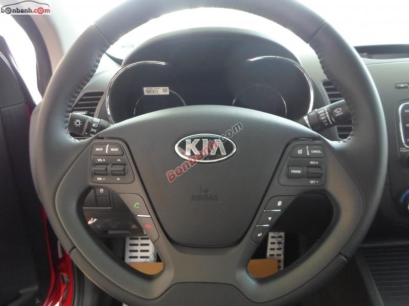Bán Kia Cerato Koup 2.0 AT đời 2015, màu đỏ, nhập khẩu