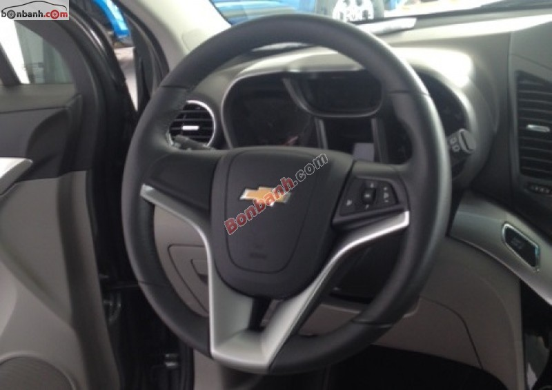 Bán ô tô Chevrolet Orlando LTZ 2015, màu xám, 759Tr