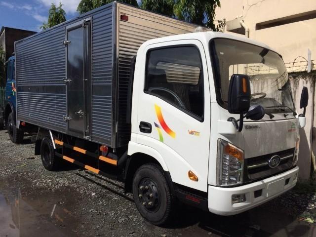 Bán xe tải Veam 2.4 tấn trả góp giá tốt, khuyến mãi lớn khi mua xe tải Veam 2.4 tấn giá rẻ
