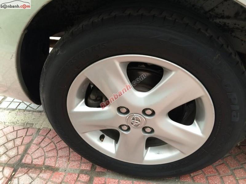 Auto Hà Tiến bán xe Toyota Vios G sản xuất 2009, màu bạc, chính chủ