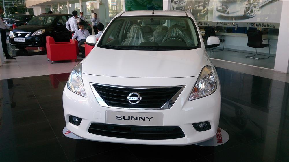 Dòng xe ô tô Nissan