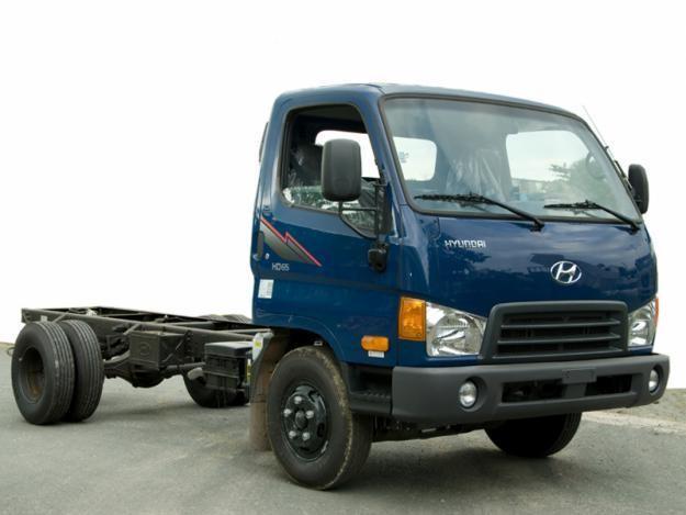 Bán xe Hyundai HD đời 2015, nhập khẩu chính hãng, giá chỉ 659 triệu nhan tay liên hệ