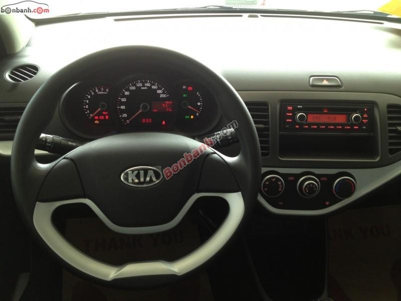 Bán xe Kia Morning MT đời 2015, xe có đầy đủ tiện nghi