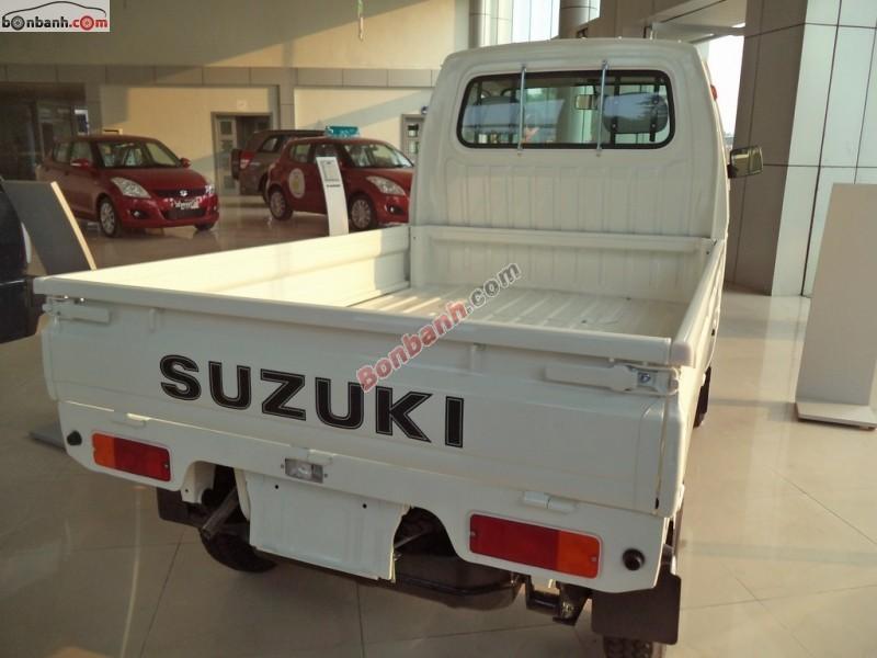 Bán xe Suzuki Super Carry Truck đời 2015, màu trắng