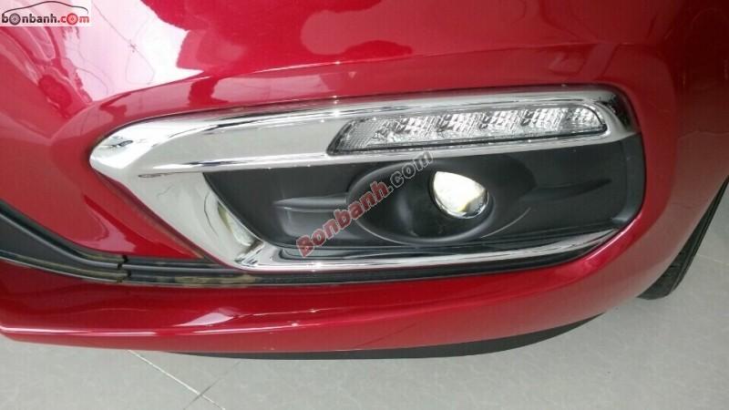 Bán Chevrolet Cruze LTZ đời 2015, màu đỏ. Xe với các tính năng hiện đại