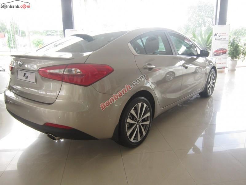 Cần bán Kia K3 1.6 AT sản xuất 2015 - LH ngay Kia Biên Hòa