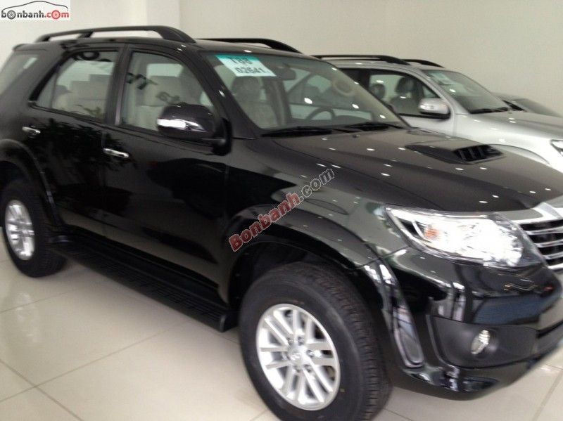 Xe Toyota Fortuner G 2015