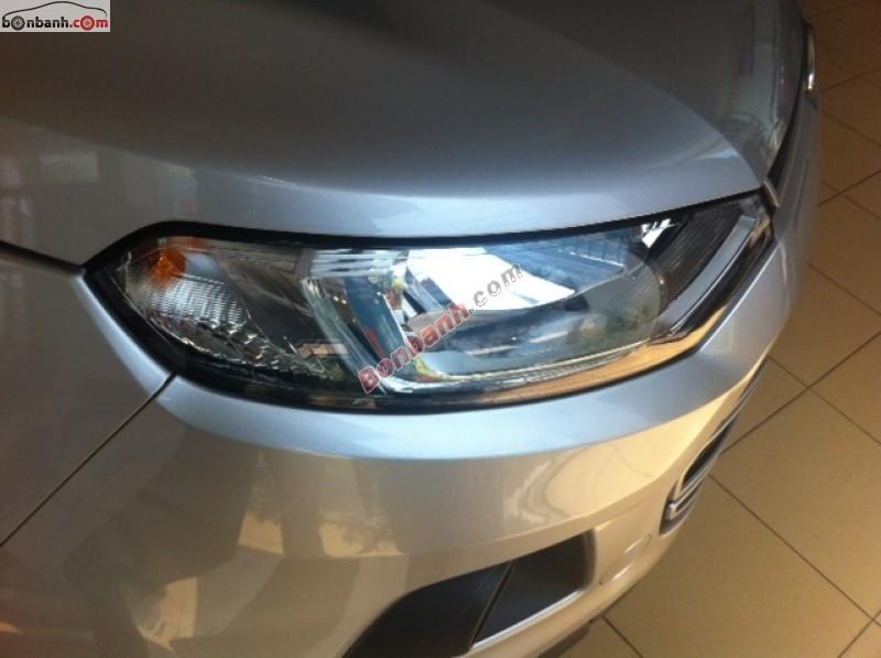 Bán ô tô Ford EcoSport 1.5 MT đời 2014, màu bạc tại City Ford Nha Trang