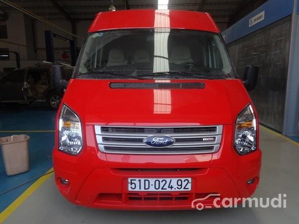 2015 Ford Transit cải tạo Van chở hàng cần bán