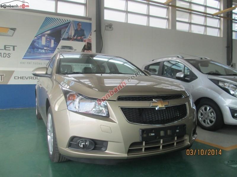 Bán xe Chevrolet Cruze LS đời 2015 tại Chevrolet Việt Long