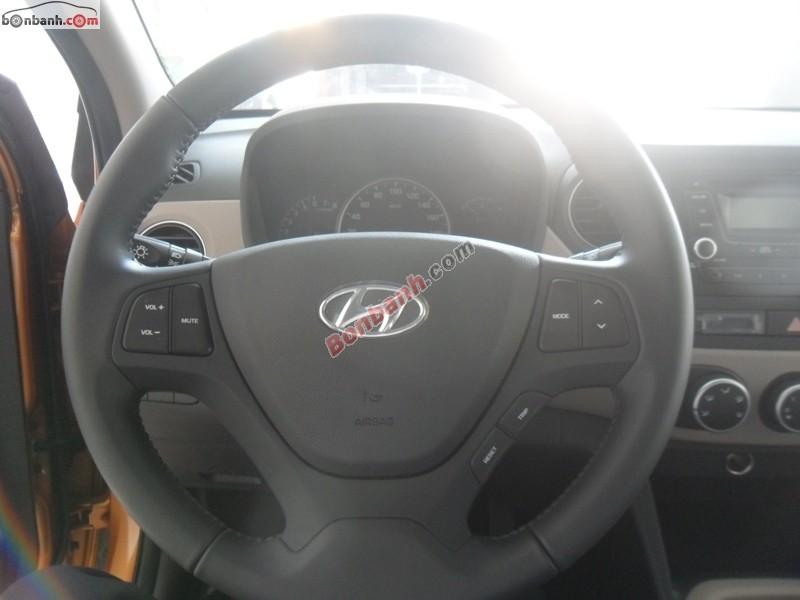 Xe Hyundai i10 1.0 MT 2015