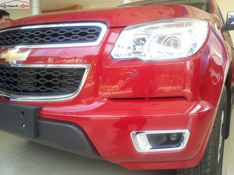 Cần bán Chevrolet Colorado LTZ đời 2015, màu đỏ, xe nhập