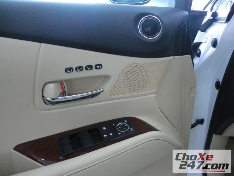 Lexus RX 350 2015