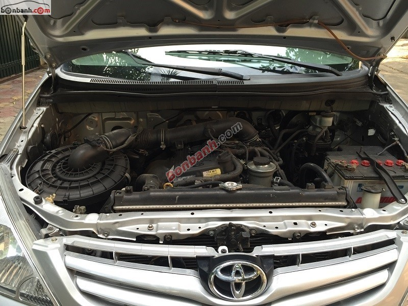 Xe Toyota Innova G 2008