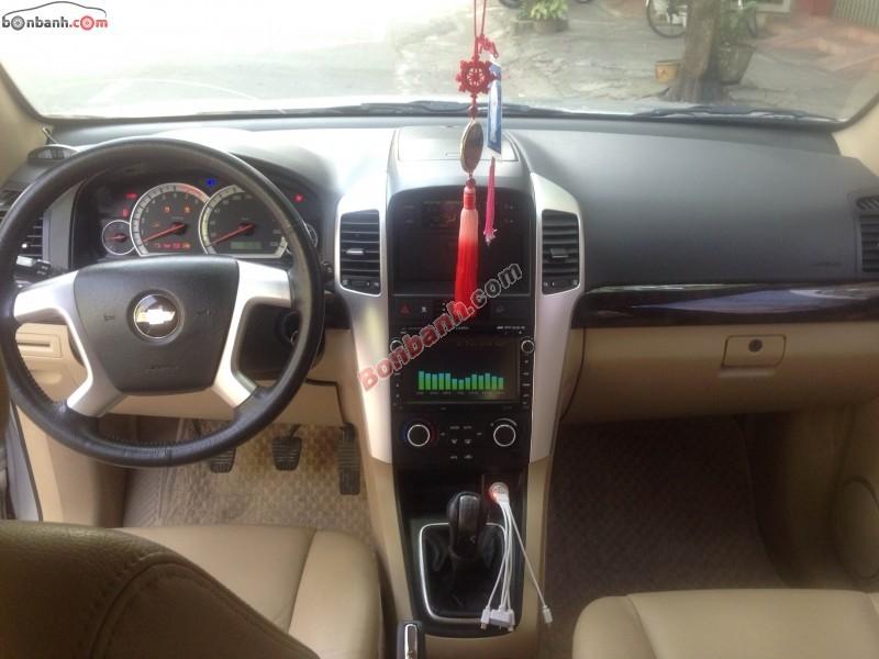 Cần bán lại xe Chevrolet Captiva LT 2008 chính chủ, xe đẹp nguyên bản