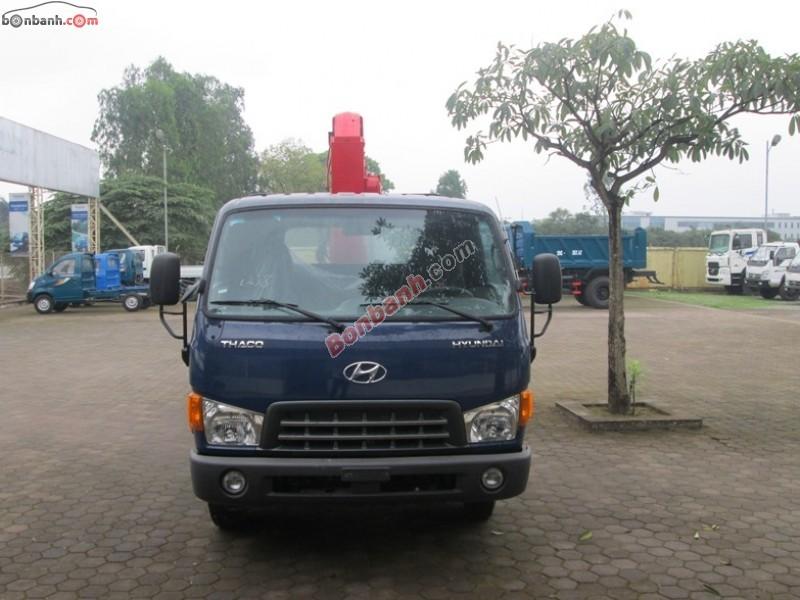 Cần bán Hyundai HD đời 2015, giá 593tr