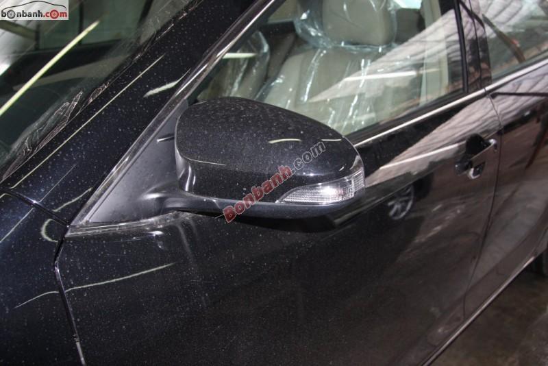 Bán Toyota Camry 2.0E đời 2015, màu đen, hộp số tự động 6 cấp