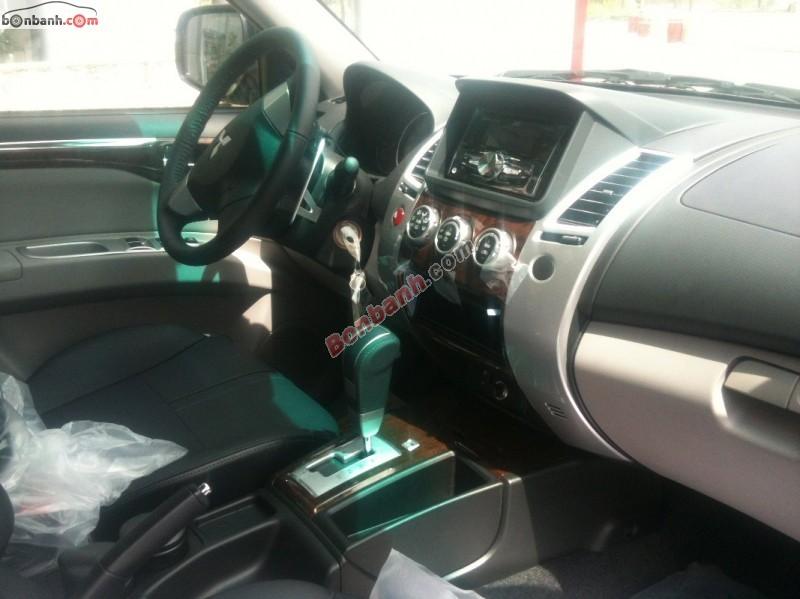 Bán Mitsubishi Pajero Sport G 2WD AT đời 2015, giá bán 930Tr