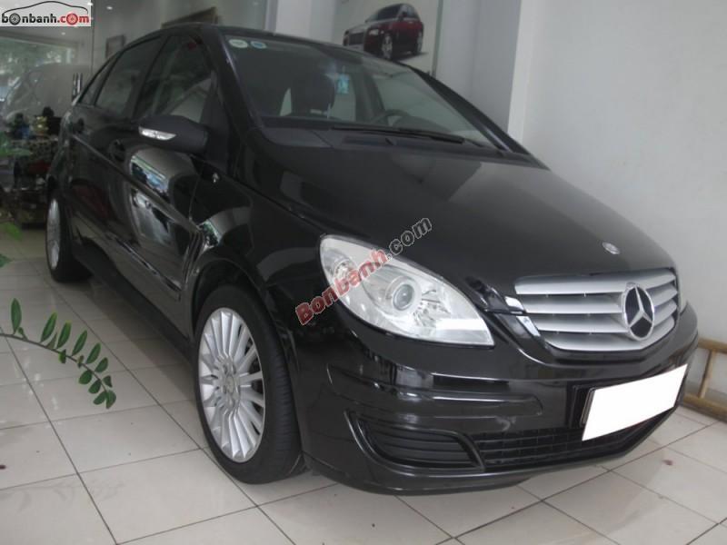 Bán ô tô Mercedes 150 đời 2006, màu đen, nhập khẩu chính hãng, giá tốt