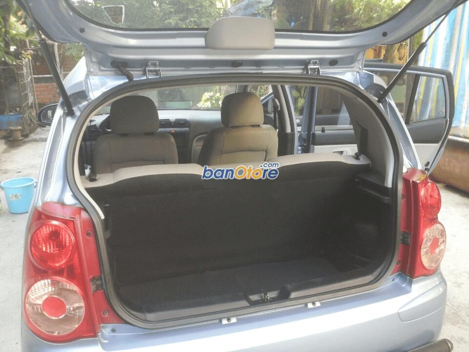 Cần bán xe Kia Picanto đời 2008, nhập khẩu nguyên chiếc, số tự động