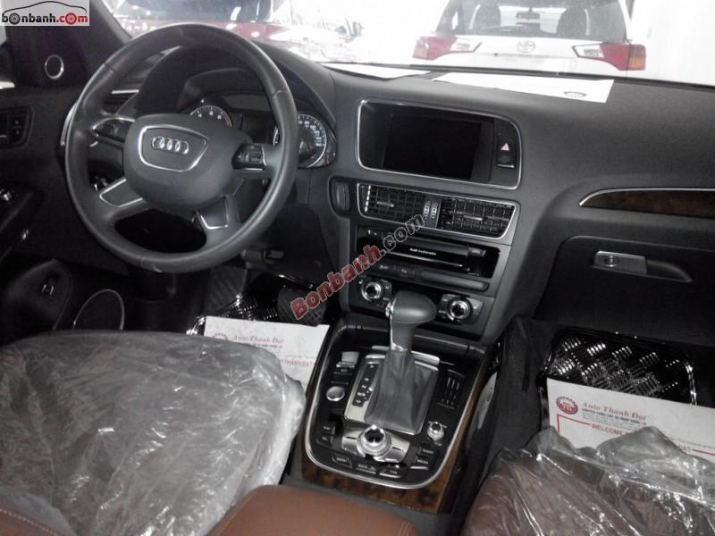 Xe Audi Q5 2.0 Prenium Plus 2014