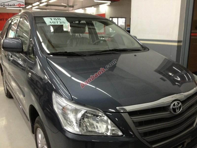 Bán Toyota Innova E 2015, giá chỉ 728 triệu