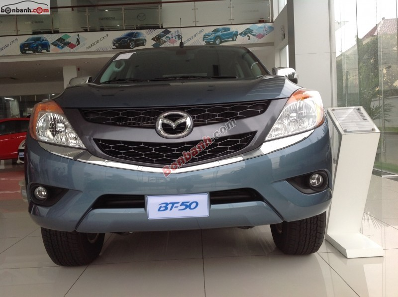 Xe Mazda BT 50 AT 3.2L 2015