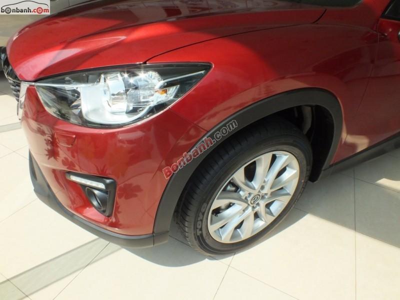 Xe Mazda CX 5 2.0AT 2WD 2015