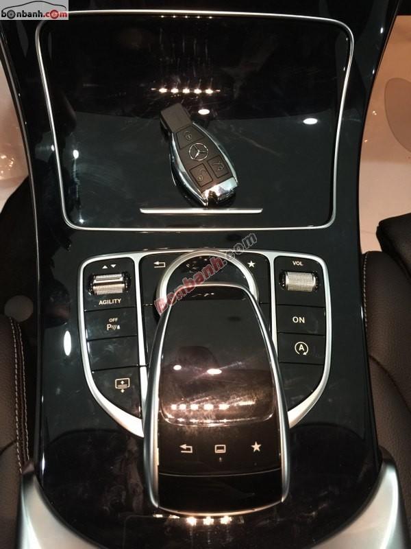 Bán xe Mercedes C200 đời 2015, màu trắng - LH ngay 0963 589 936