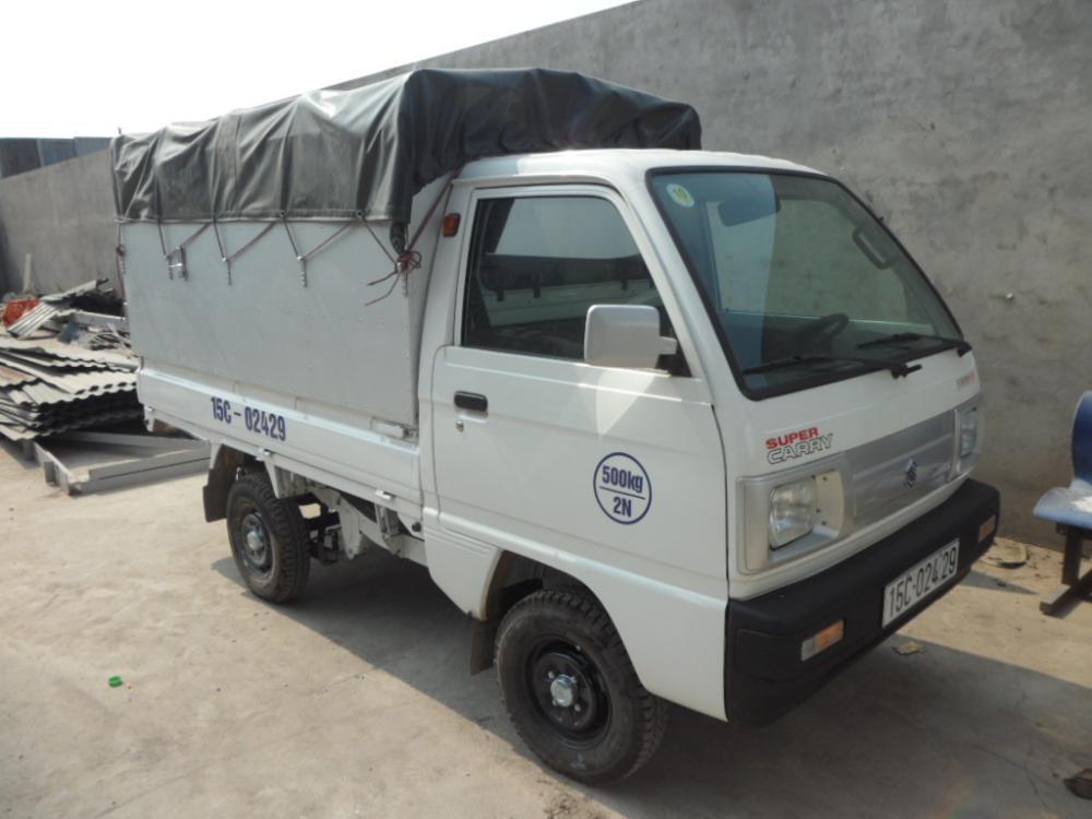 Bán xe Suzuki Super Carry Truck 2015 mới tại Hà Nội, giá 215 triệu