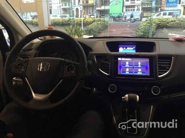 Bán ô tô Honda CR V 2.0 đời 2015, màu trắng, xe nhập, giá cực tốt