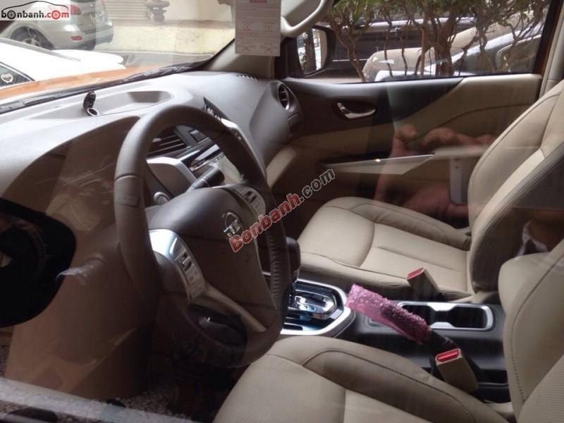 Xe Nissan Navara NP 300 VL 2015