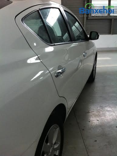 Bán Nissan Sunny đời 2015, màu trắng, giá chỉ 485 triệu