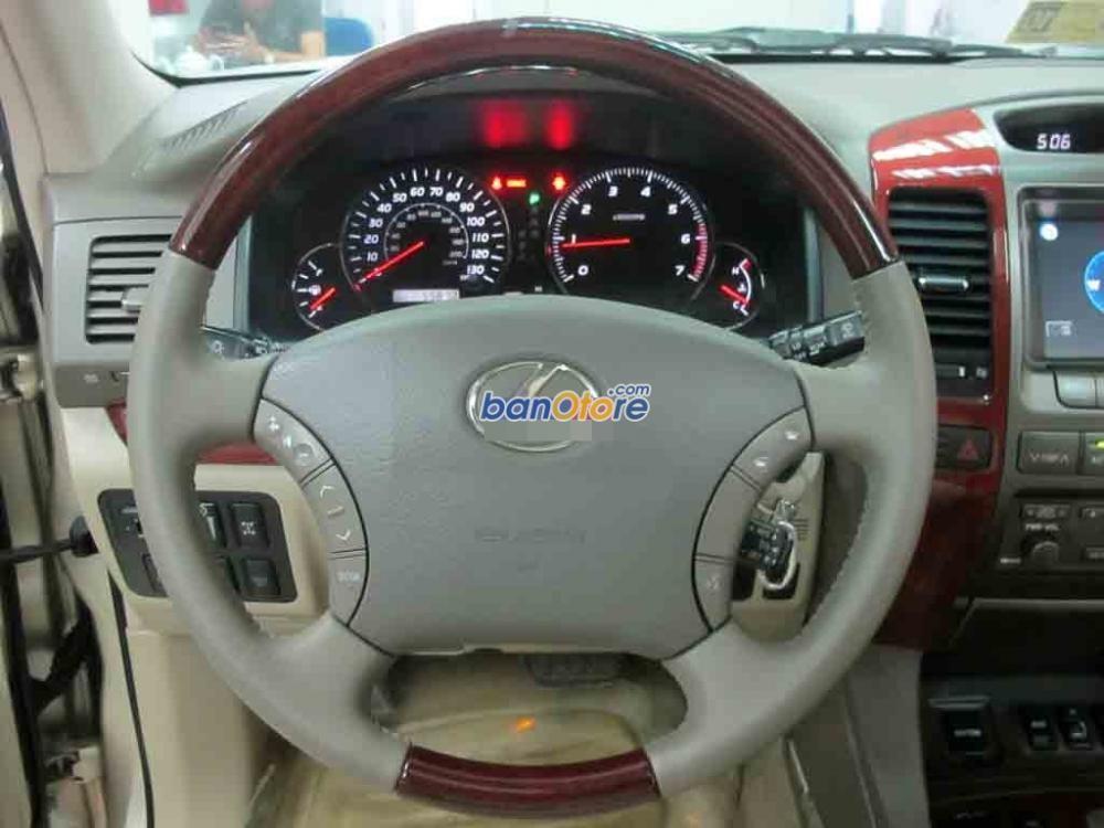 Cần bán Lexus GX470 đời 2008, nhập khẩu