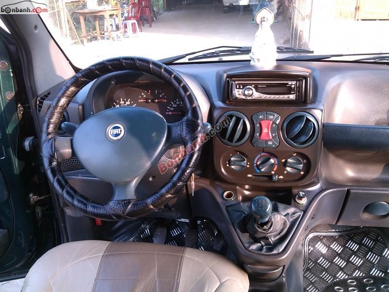 Bán Fiat Doblo ELX đời 2003 chính chủ - LH ngay 0949 619 605