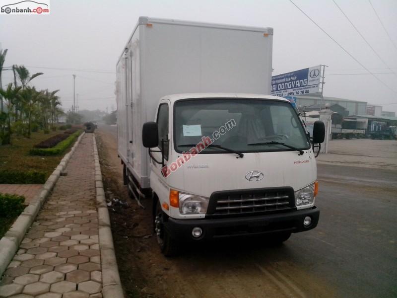 Cần bán xe Hyundai HD 72 năm 2014, màu trắng, 625 triệu