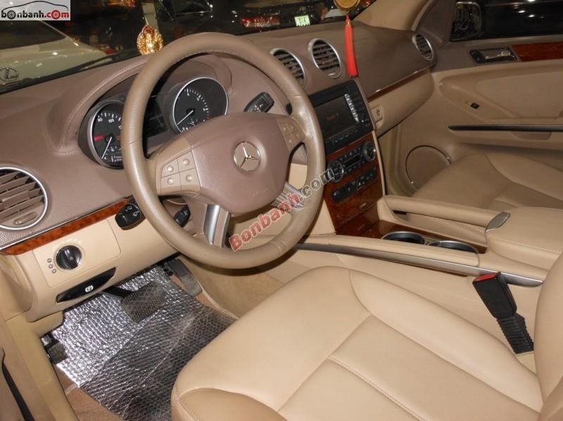 Xe Mercedes-Benz GL 450 2007