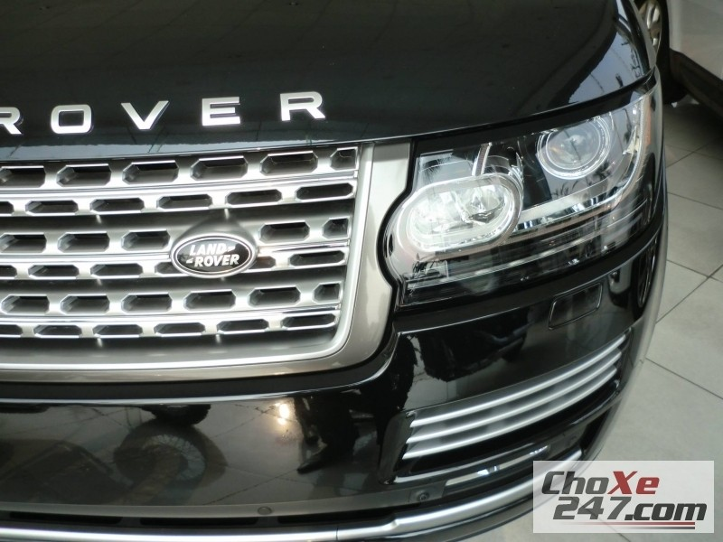 LandRover Range Rover autobiography 2015