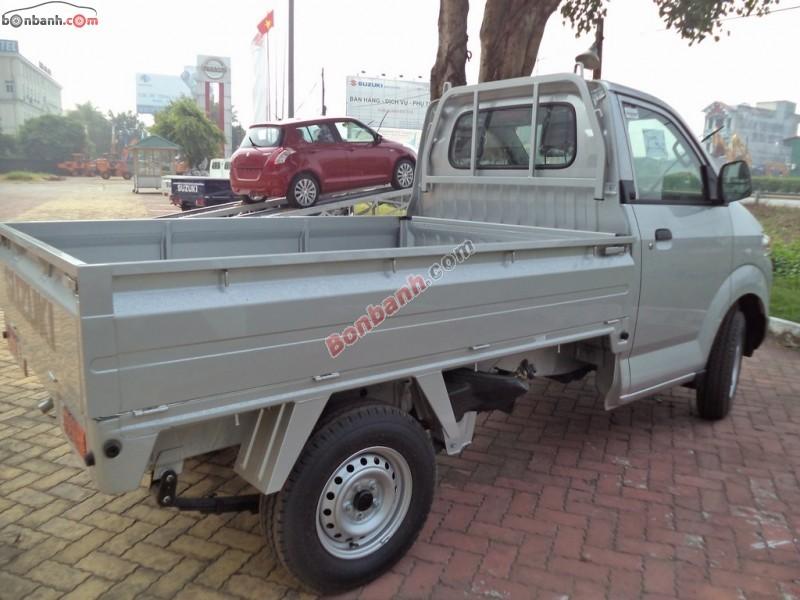 Cần bán xe Suzuki Carry Pro năm 2015, màu bạc, nhập khẩu chính hãng, 266Tr