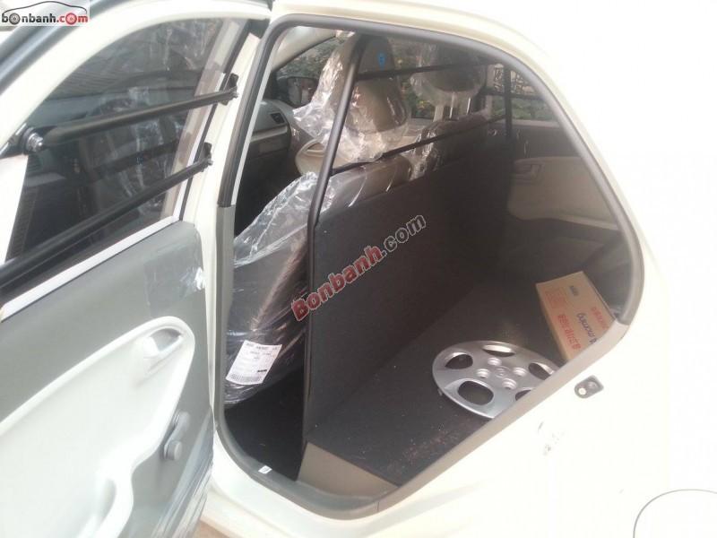 Bán xe Kia Morning Van model 2015 số tự động - 5 cửa + 2 chỗ ngồi