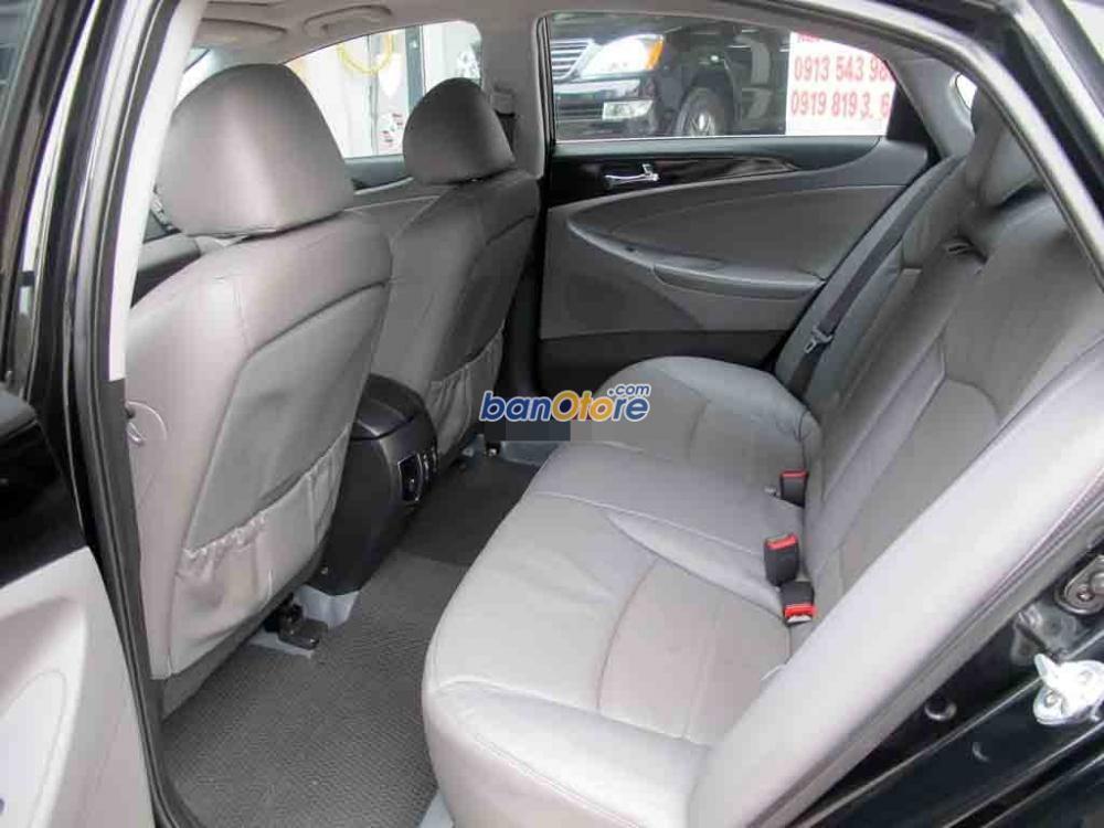 Việt Tuấn Auto bán Hyundai Sonata đời 2011, màu đen, nhập khẩu chính hãng