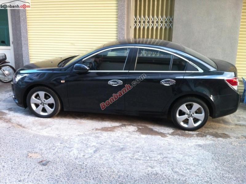 Cần bán Daewoo Lacetti AT sản xuất 2010, màu đen, nhập khẩu Hàn Quốc xe gia đình