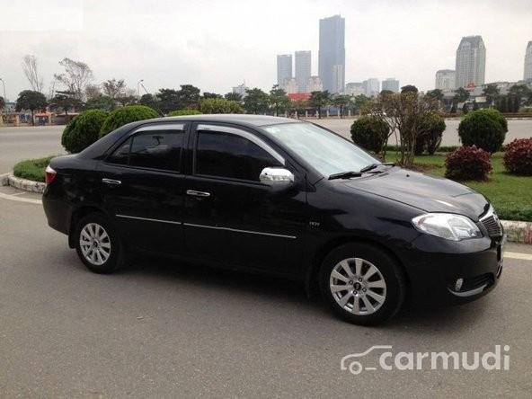Bán Toyota Vios G cũ màu đen chính chủ