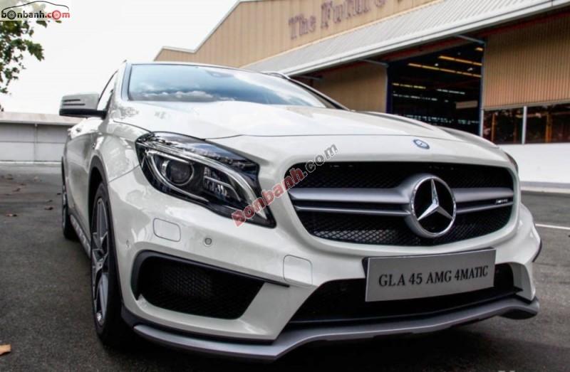 Cần bán xe Mercedes đời 2015, màu trắng, nhập khẩu