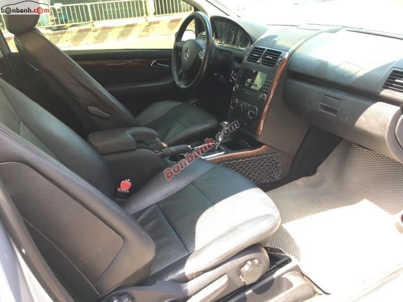 Bán Mercedes B150 đời 2006, màu xanh lam, nhập khẩu số tự động