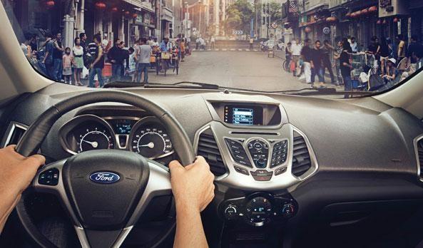 Ưu đãi 30 triệu khi mua xe Ford Ecosport Trend AT 2015 - Hỗ trợ mua xe trả góp 70% giá trị xe trong vòng 5 năm