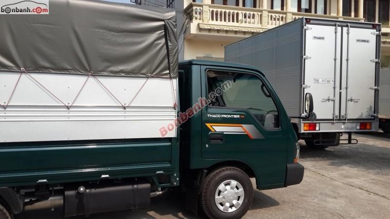 Bán xe tải Kia mới 100%, nhập khẩu linh kiện từ Hàn Quốc