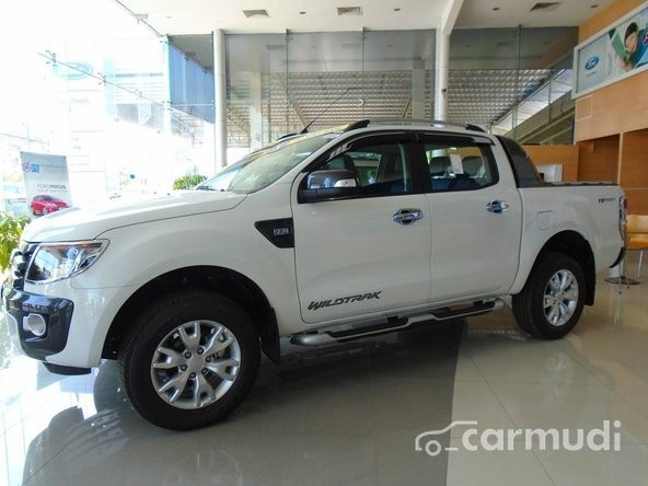 Xe Ford Ranger  3.2L 4x4 AT 2015