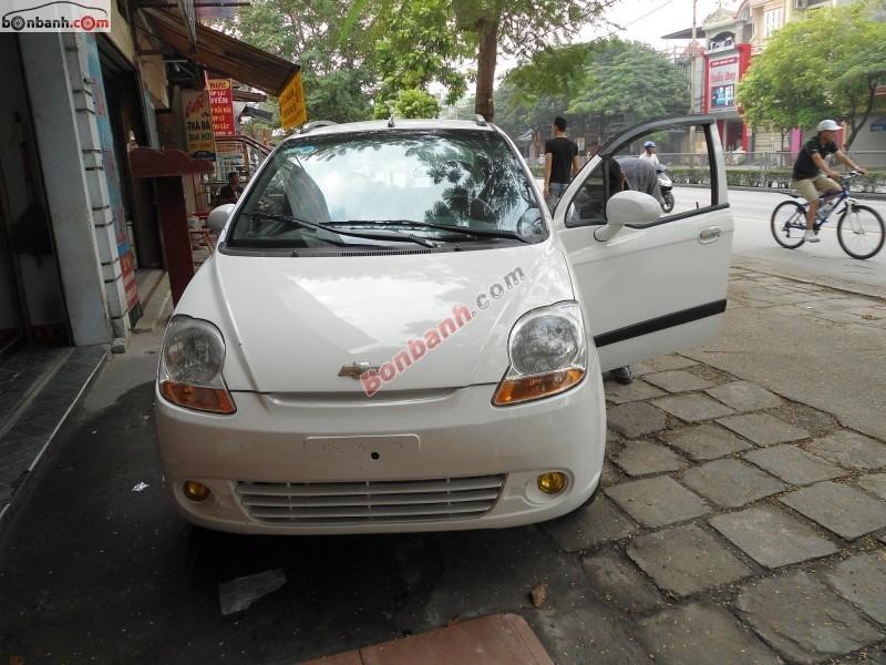 Xe Chevrolet Spark LX 2010
